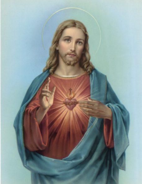 Sympathy; Sacred Heart - Perpetual Enrollment