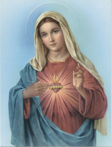 Sympathy; Immaculate Heart - Perpetual Enrollment