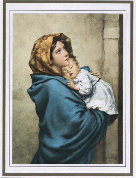 Sympathy; Madonna of the Streets - Perpetual Enrollment