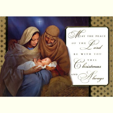 Christmas Card Prayer - One Year Enrollment